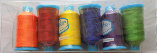 Polyester Marathon Embroidery Machine Thread - Bright Pack
